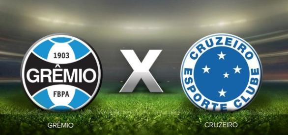 Grêmio x Cruzeiro: assista ao jogo ao vivo.