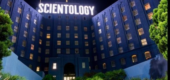 Imagem da religião 'Cientologia'