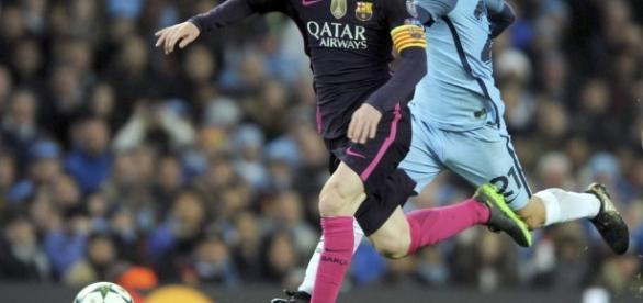 Importante victoria del City de Guardiola ante el Barça. Foto: Rui Vieira (AP)