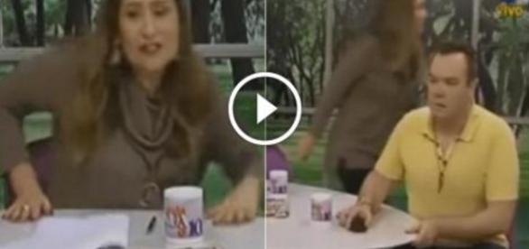 Sônia Abrão e o apagão na RedeTV!