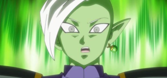 Zamasu en el episodio 64 de la serie