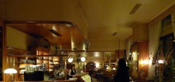 Café Mélange, Vienna / Photo by Sandstein, via Wikimedia Commons Creative Commons Attribution 3.0 Unported license