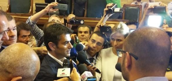 Massimo Zedda, il sindaco di Cagliari.
