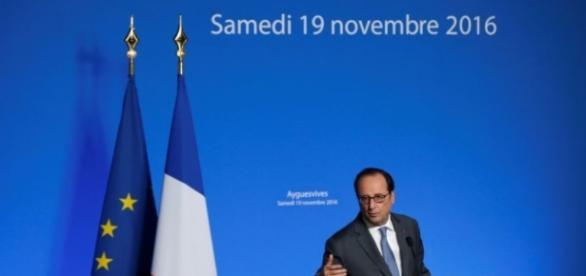 François Hollande contre la tentation du «tout-national» - Libération - liberation.fr