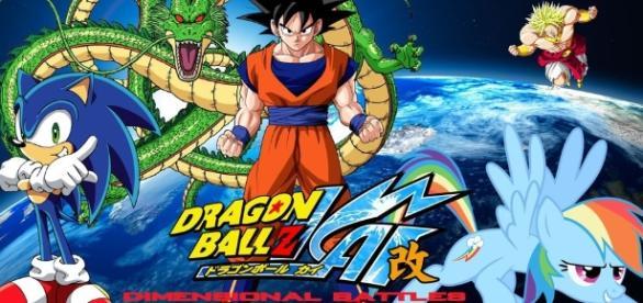 La serie Dragon Ball Z KAI en HD