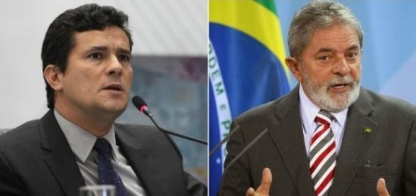 Lula pede para justiça demitir e prender o juiz Sérgio Moro (Foto Reprodução)