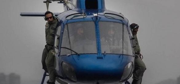 PM posta homenagem a colegas de profissão mortos neste sábado (19) por queda de aeronave