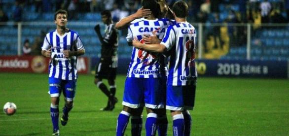 Pode comemorar! O Avaí está de volta à Série A-1 do Brasileirão
