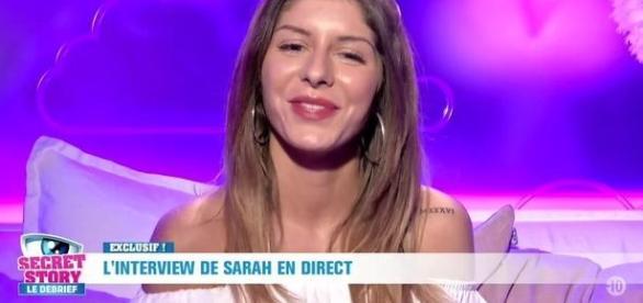 Sarah Lopez (SS10) : Au casting de #LesAnges9 ? La rumeur court... @SarahLopez_SS10