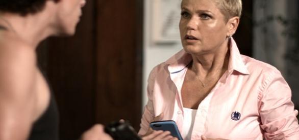 Xuxa em novo vídeo do Porta dos Fundos