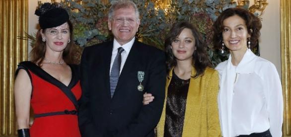 Zerchoo Entertainment - Robert Zemeckis Receives France's Order of ... - zerchoo.com