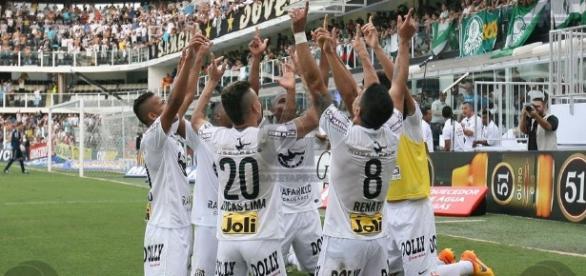 Apesar do título distante, Santos está classificado para a Libertadores de 2017