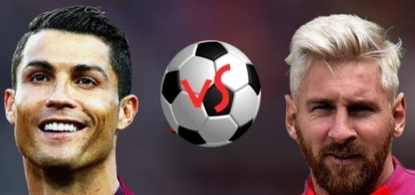 Cristiano Ronaldo vs Leo Messi