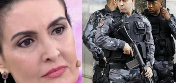 Emissora defendeu Fátima - Google