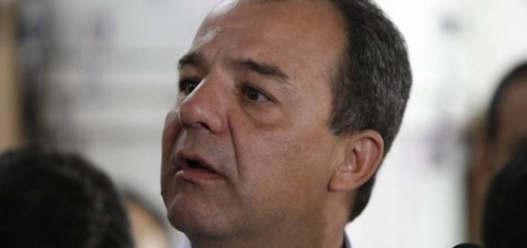 Ex-governador do Rio de Janeiro, Sergio Cabral