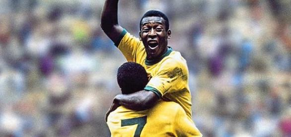 Football legend Pele to hit bar . . . in Cannock « Express & Star - expressandstar.com