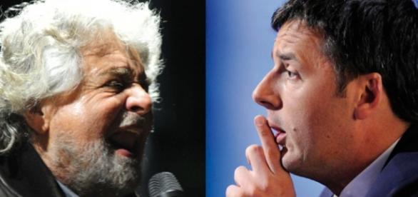 Grillo, Renzi, Berlusconi: il carisma dei leader pesano più dei ... - formiche.net