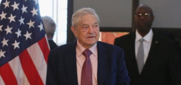 Il multimiliardario George Soros