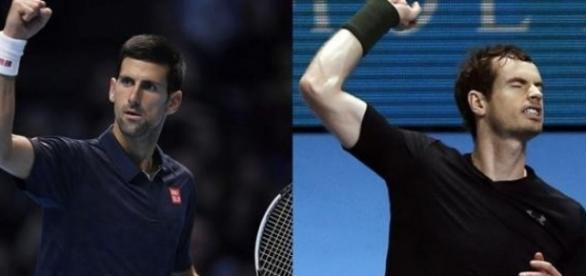 Murray y Djokovic, finalistas en Londres: la batalla por el ... - com.ar