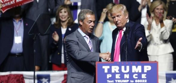 Nigel Farage hails 'great honour' as he becomes first UK ... - politicshome.com