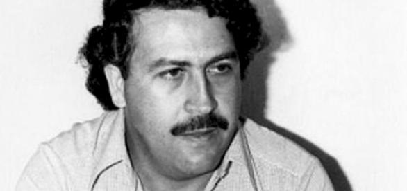Pablo Escobar um dos mais bem sucedidos traficantes do mundo.