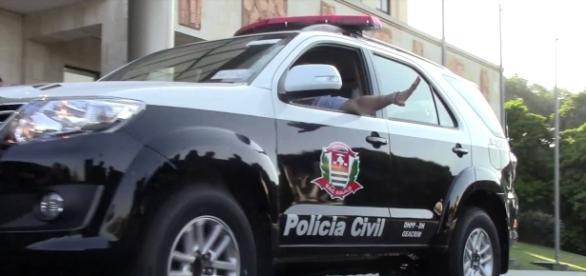 Polícia Civil e Ministério Público de São Paulo trabalham juntos na operação Ethos.