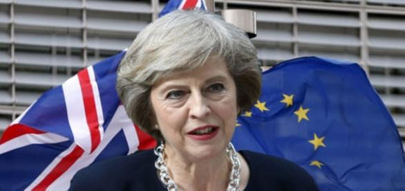Primul ministru al Regatului Unit, Theresa May