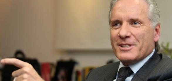 Roberto Justus diz que já pensa em ser candidato à presidência da república.