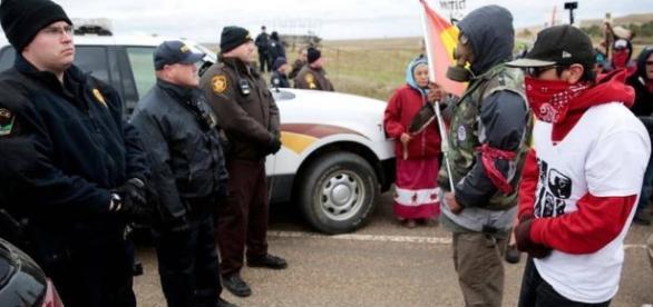 Sheriff Removes Deputies Who Were Sent to Police Dakota Access ... - democracynow.org