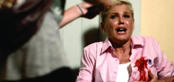 Xuxa é baleada e morre em vídeo de humor