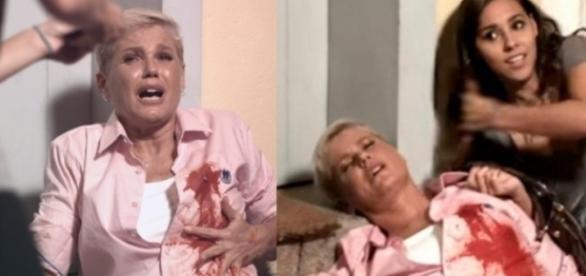 Xuxa é morta por fã em vídeo de comédia