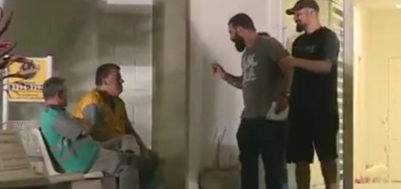 Agente de trânsito é agredido por homem bêbado