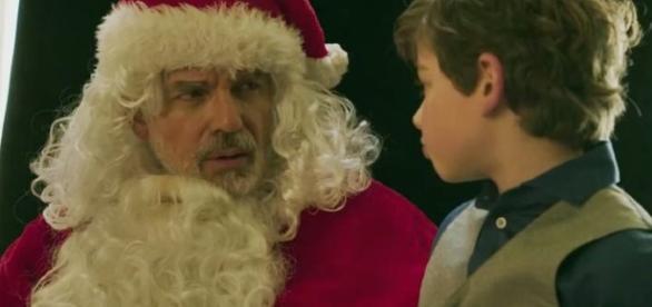 Bad Santa 2 - Red Band Trailer / Photo screencap via consequences of sound youtube