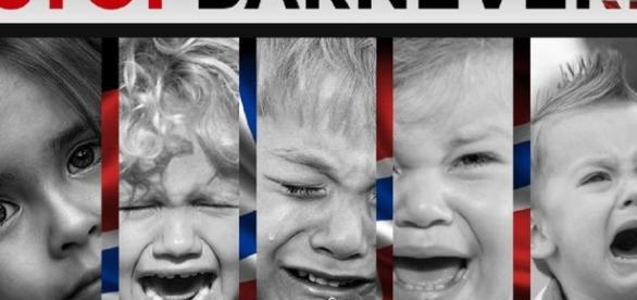 Coșmarul părinților și copiilor răpiți de Barnevernet.