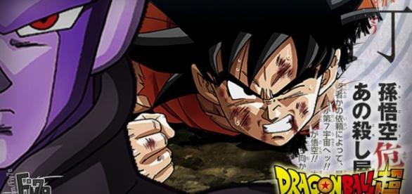 Dragon Ball Super: El legendario Hit regresara para matar a Goku