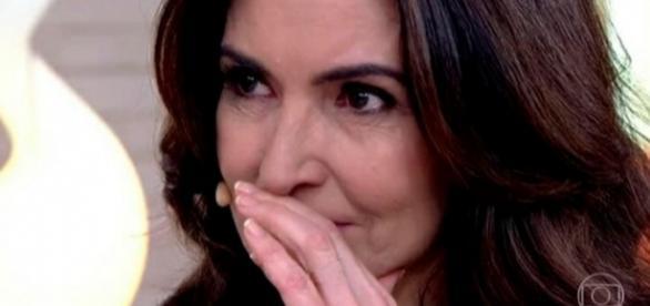 Fátima Bernardes está vivendo um pesadelo
