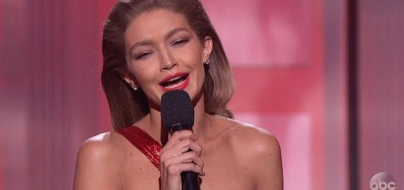 Gigi Hadid apologizes for AMAs skit mocking Melania Trump - NY ... - nydailynews.com