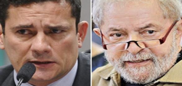 Juiz Sérgio Moro teve que intervir em tumulto gerado por advogados de defesa de Lula