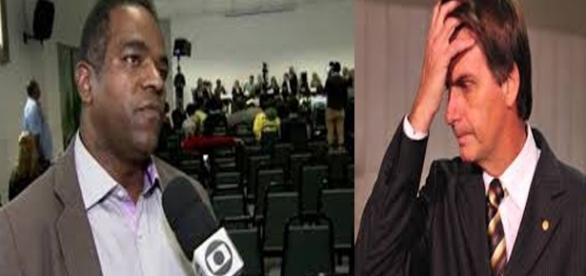 Luiz Carlos dos Santos do Direitos Humanos foi preso(foto: google imagens)