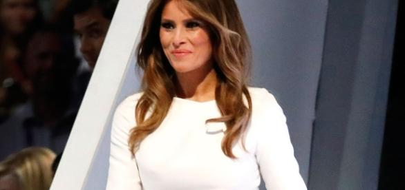 Melania Trump's Republican National Convention Dress Sells Out ... - usmagazine.com