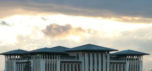 Palais présidentiel à Ankara - Turquie - CC BY