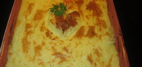pastel de papas, ricetta cilena