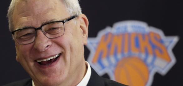 Phil Jackson Might Coach Knicks Home Games Next Season | The Big Lead - thebiglead.com