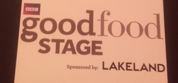The BBC Food show promotes great chefs and bakers and great food and allows different companies to showcase there products
