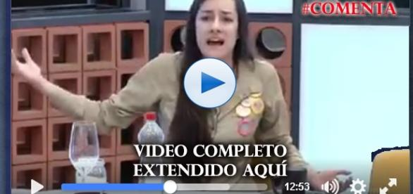 Video extendido pelea chicas de Guadalix completa