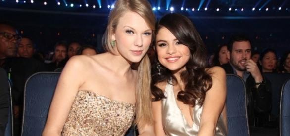 A amizade de Selena Gomez e Taylor Swift foi questionada