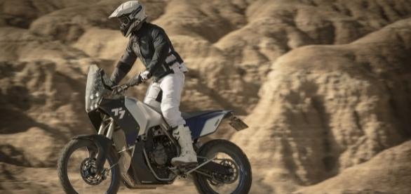 A nova geração da Yamaha Ténéré está prevista para ser lançada em 2018