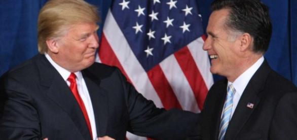 Awkward: 'Phony' Trump considers 'loser' Mitt Romney as secretary ... - scmp.com