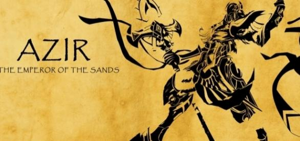 Azir: The Emperor of the Sands 2do Peor Win Rate ... - deviantart.com