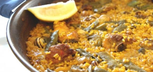 Cómo preparar la paella valenciana